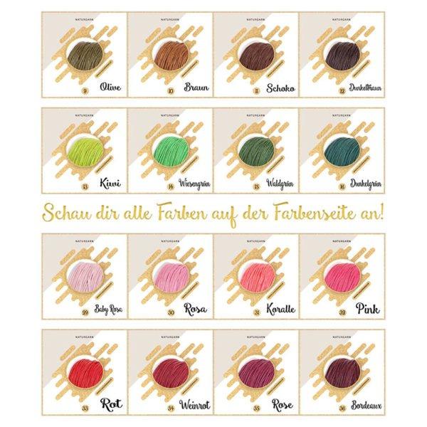 Alle Farben von Golden Paw