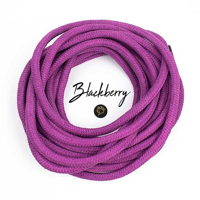 Tau Seil Farbe Himbeere