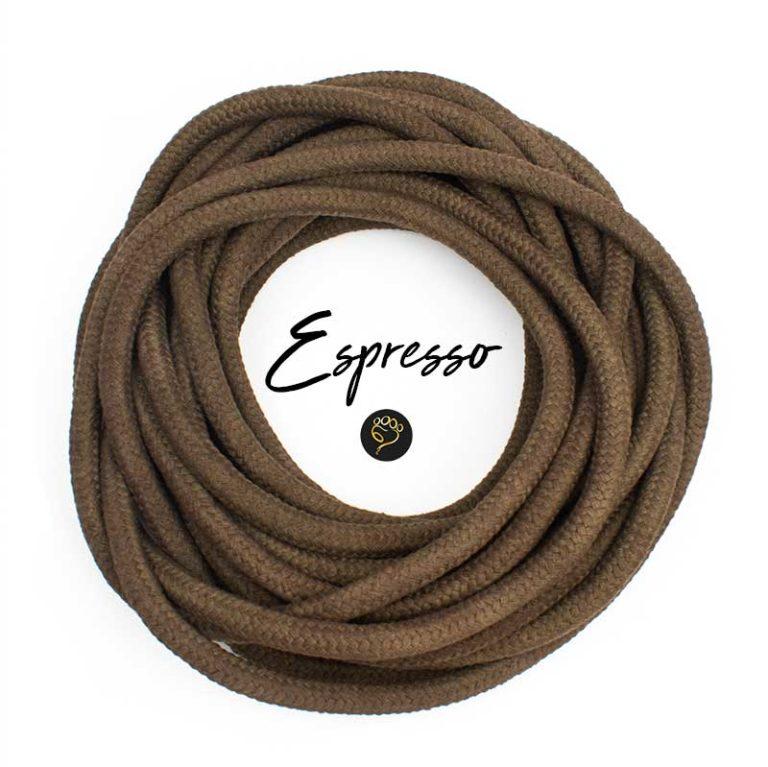 Tau Seil Farbe Braun