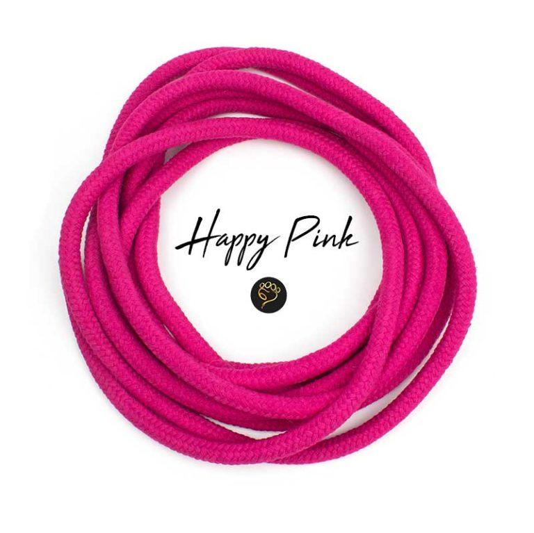 Tau Seil Farbe Pink