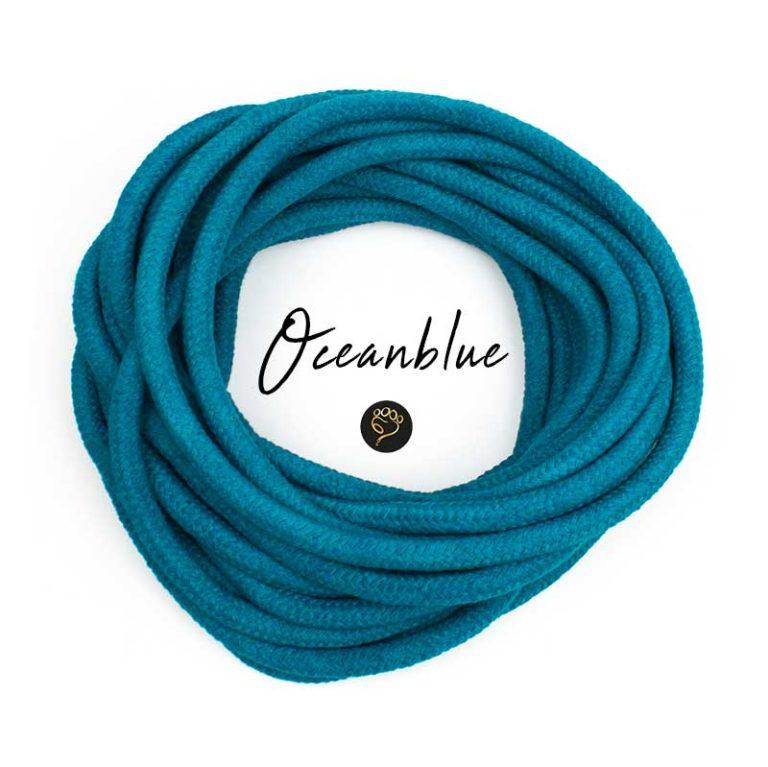 Tau Seil Farbe Ozean Blau