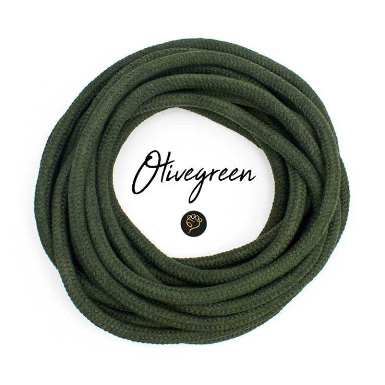 Tau Seil Farbe Olive